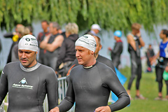 Bonn Triathlon - Swim 2012 - 18