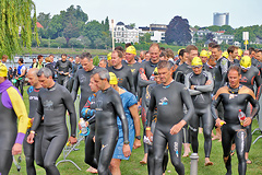 Bonn Triathlon - Swim 2012 - 19
