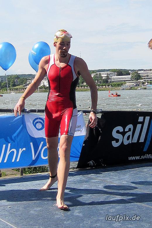 Bonn Triathlon - Swim 2012 - 231