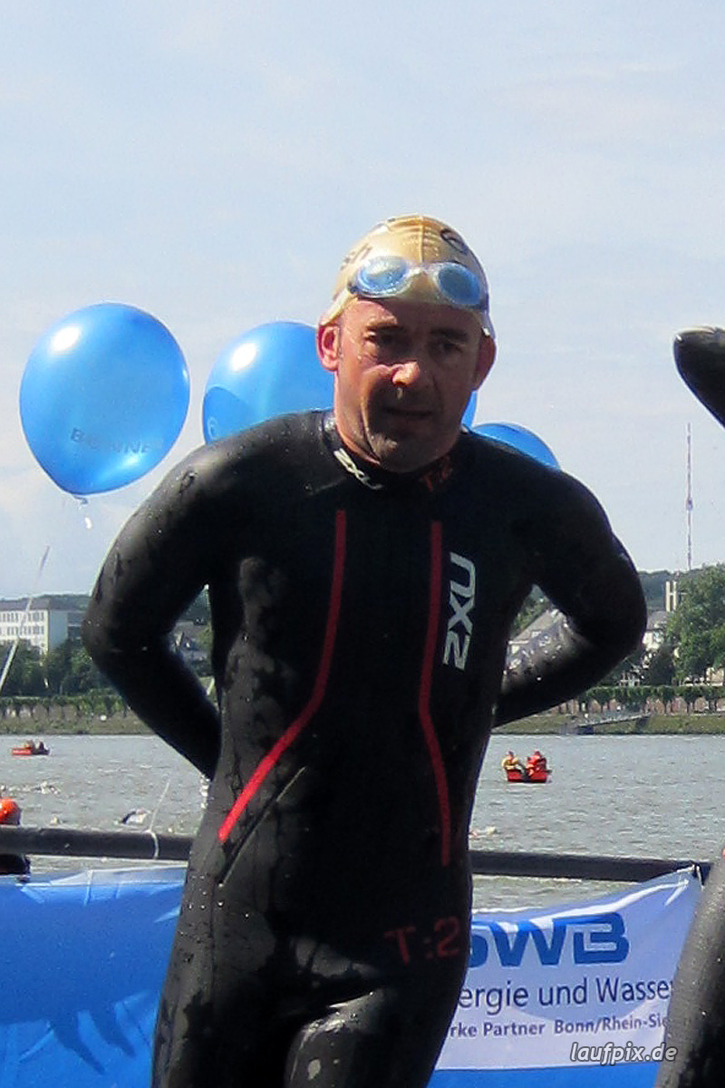 Bonn Triathlon - Swim 2012 - 258