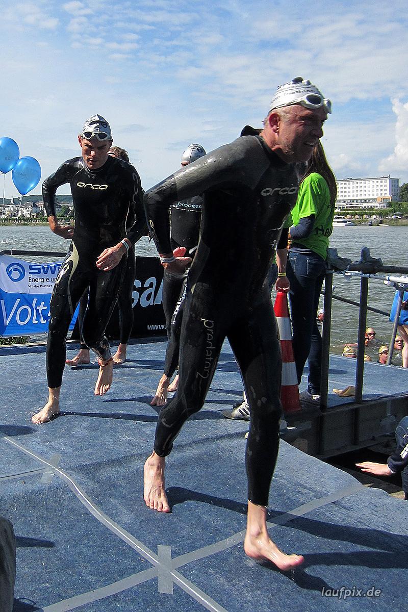 Bonn Triathlon - Swim 2012 - 382