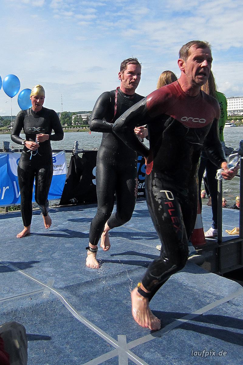 Bonn Triathlon - Swim 2012 - 396