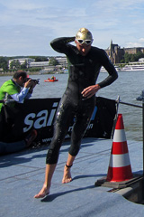 Bonn Triathlon - Swim 2012 - 2