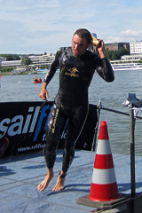 Bonn Triathlon - Swim 2012 - 3