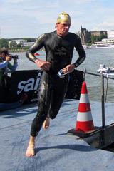 Bonn Triathlon - Swim 2012 - 6