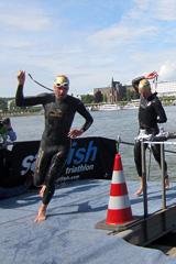 Bonn Triathlon - Swim 2012 - 9