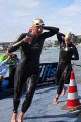 Bonn Triathlon - Swim 2012 - 10
