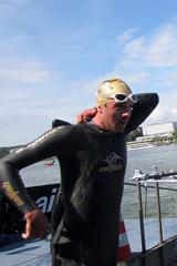 Bonn Triathlon - Swim 2012 - 11
