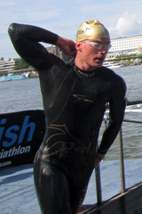 Bonn Triathlon - Swim 2012 - 12