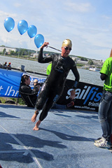 Bonn Triathlon - Swim 2012 - 13