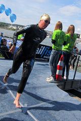Bonn Triathlon - Swim 2012 - 14