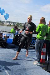Bonn Triathlon - Swim 2012 - 17
