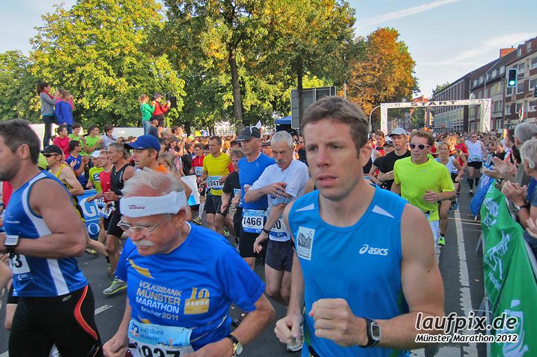 Münster Marathon 2012