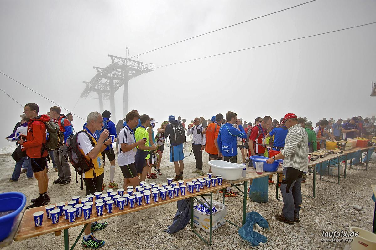 Zugspitzlauf - Start Strecke Ziel 2013 Foto (25)