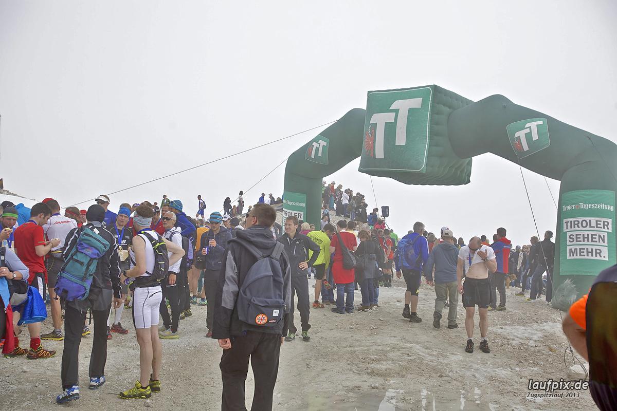 Zugspitzlauf - Start Strecke Ziel 2013 Foto (31)