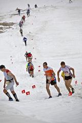 Zugspitzlauf - Start Strecke Ziel 2013 - 3