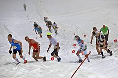 Zugspitzlauf - Start Strecke Ziel 2013 - 4