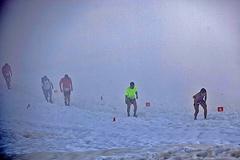 Zugspitzlauf - Start Strecke Ziel 2013 - 8