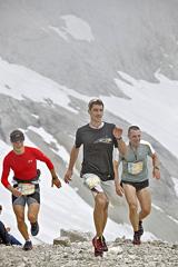 Zugspitzlauf - Start Strecke Ziel 2013 - 9