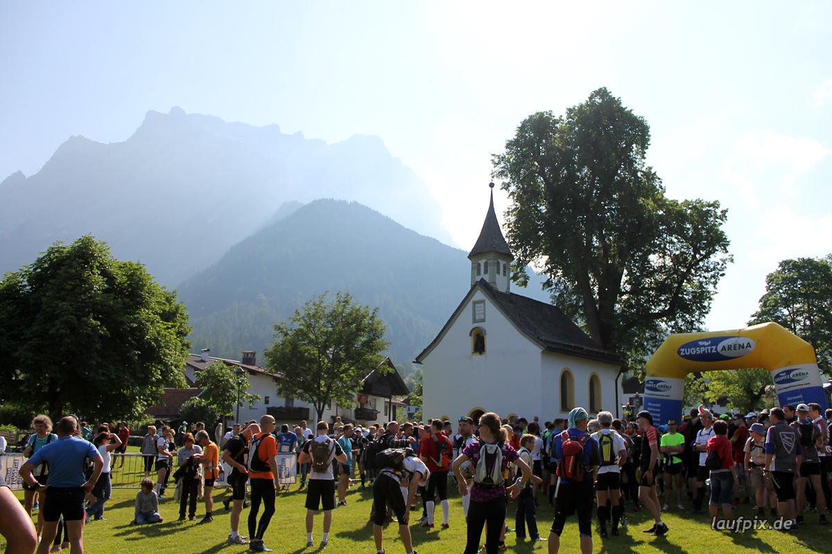 Zugspitzlauf - Start 2013 - 24