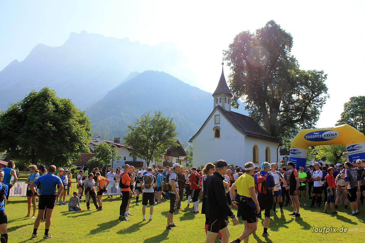 Zugspitzlauf - Start 2013 - 27