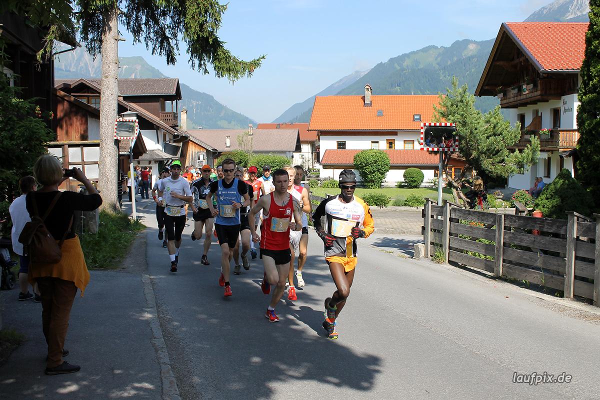 Zugspitzlauf - Start 2013 - 29