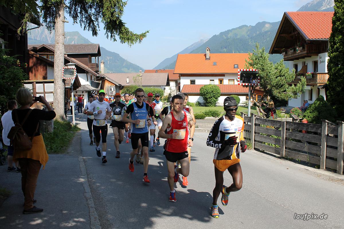 Zugspitzlauf - Start 2013 - 30