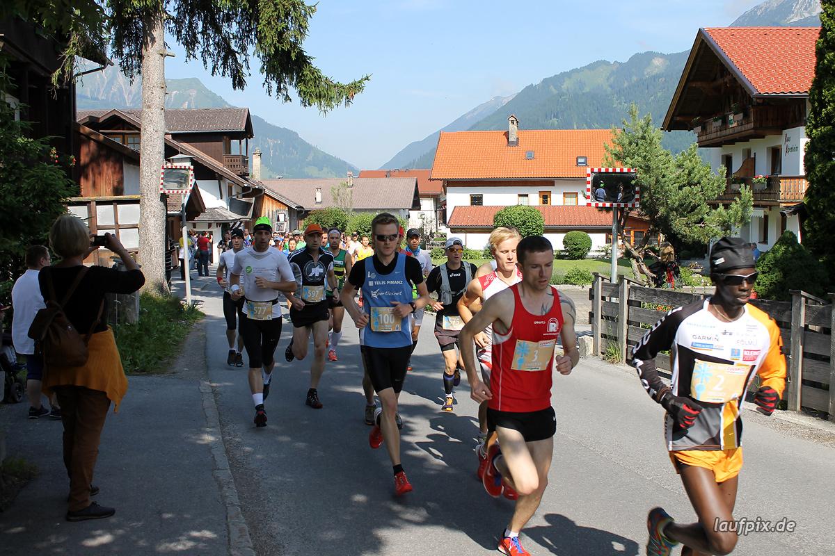 Zugspitzlauf - Start 2013 - 31