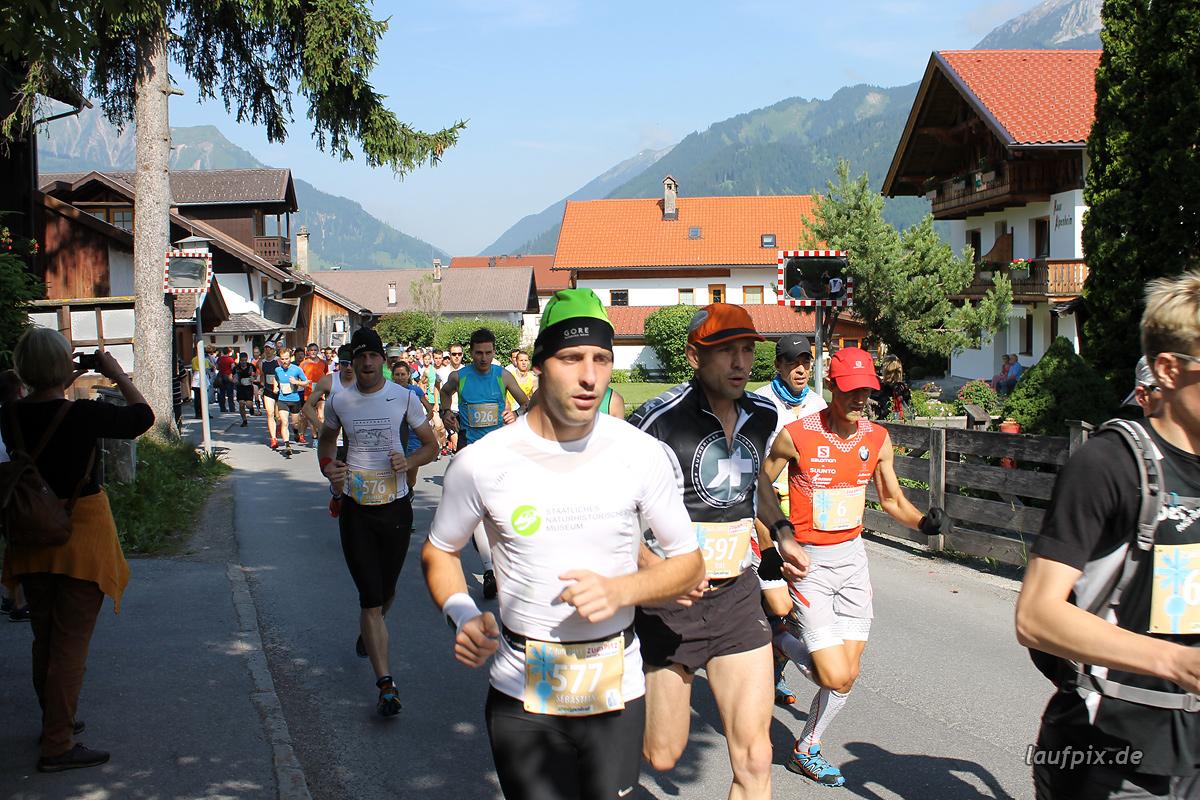 Zugspitzlauf - Start 2013 - 35