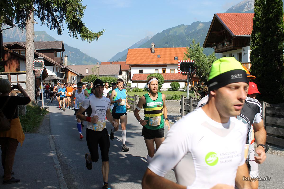 Zugspitzlauf - Start 2013 - 36