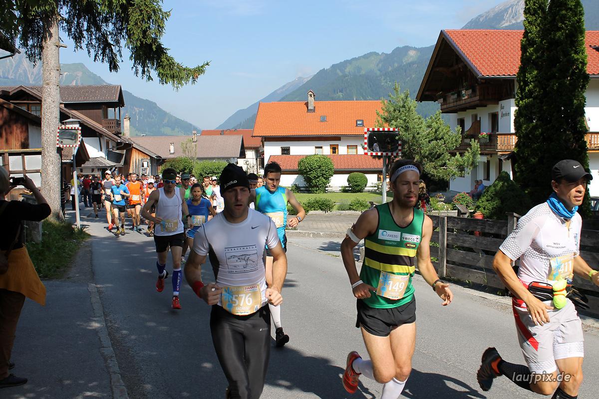 Zugspitzlauf - Start 2013 - 37
