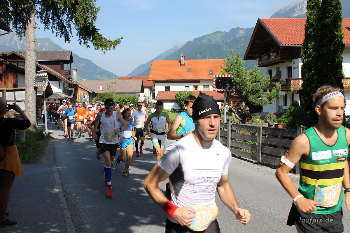 Zugspitzlauf - Start 2013 - 38
