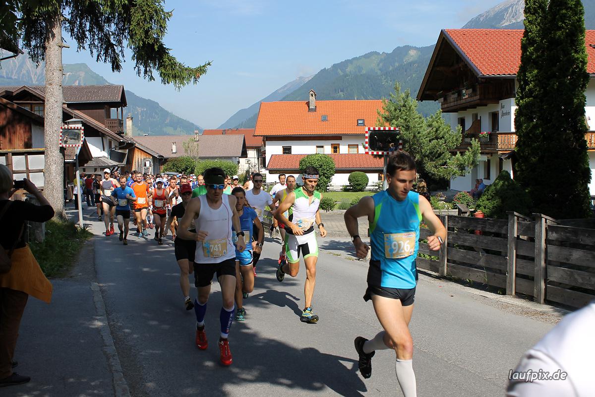 Zugspitzlauf - Start 2013 - 39