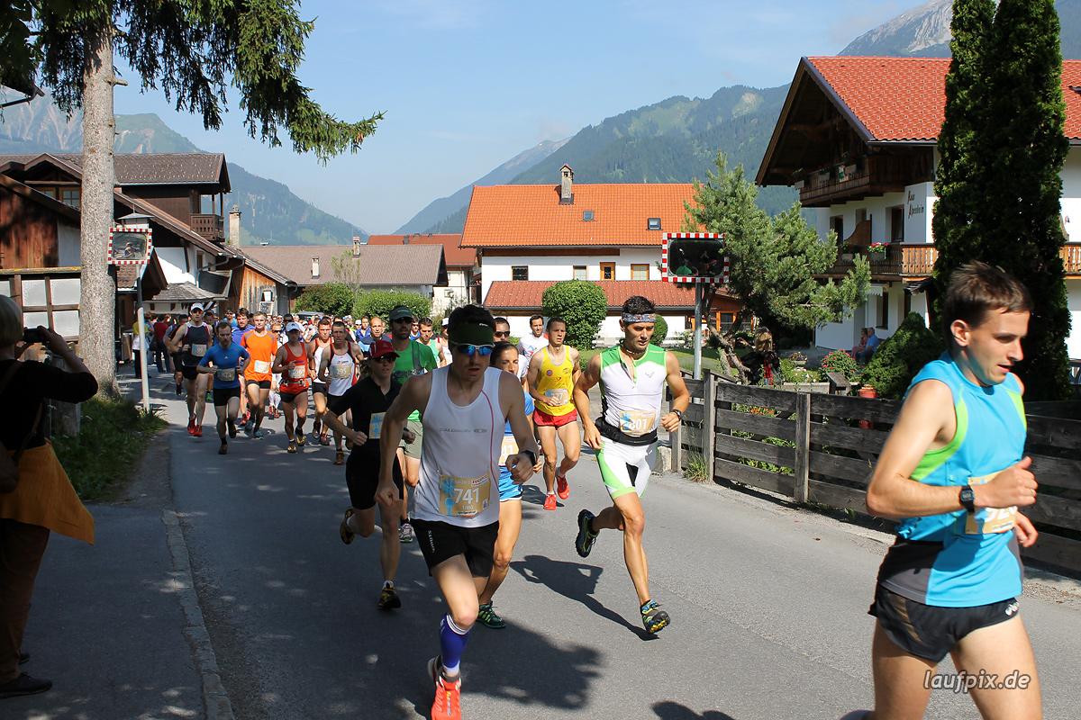 Zugspitzlauf - Start 2013 - 40