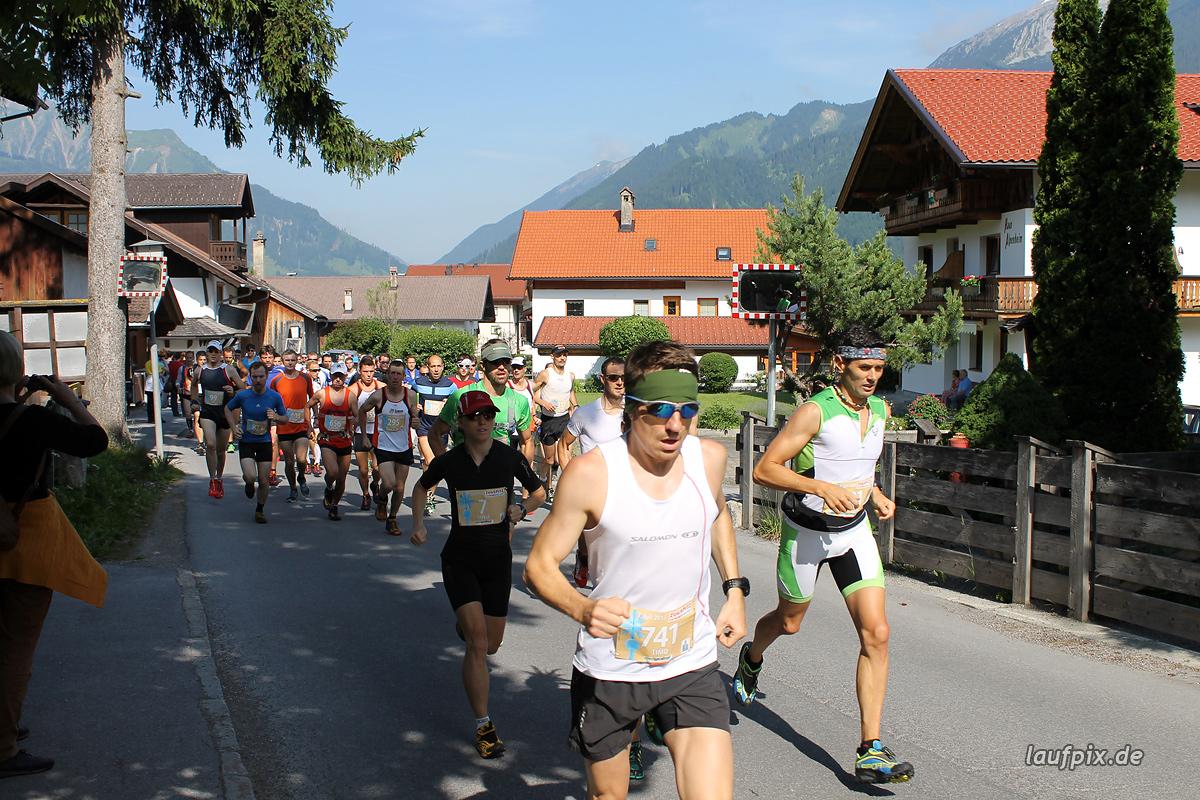 Zugspitzlauf - Start 2013 - 41