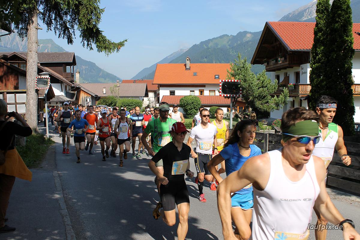 Zugspitzlauf - Start 2013 - 42