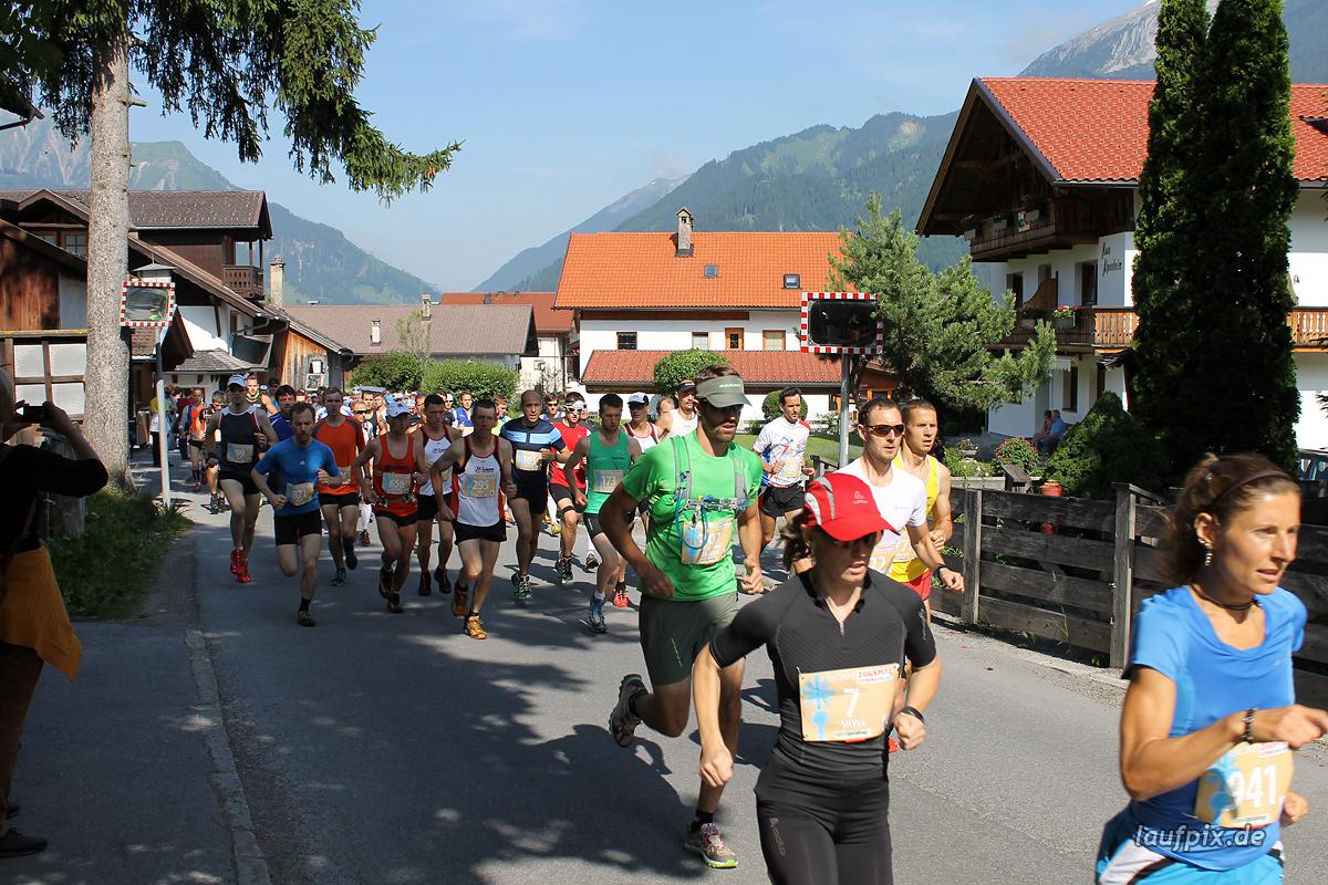 Zugspitzlauf - Start 2013 - 43