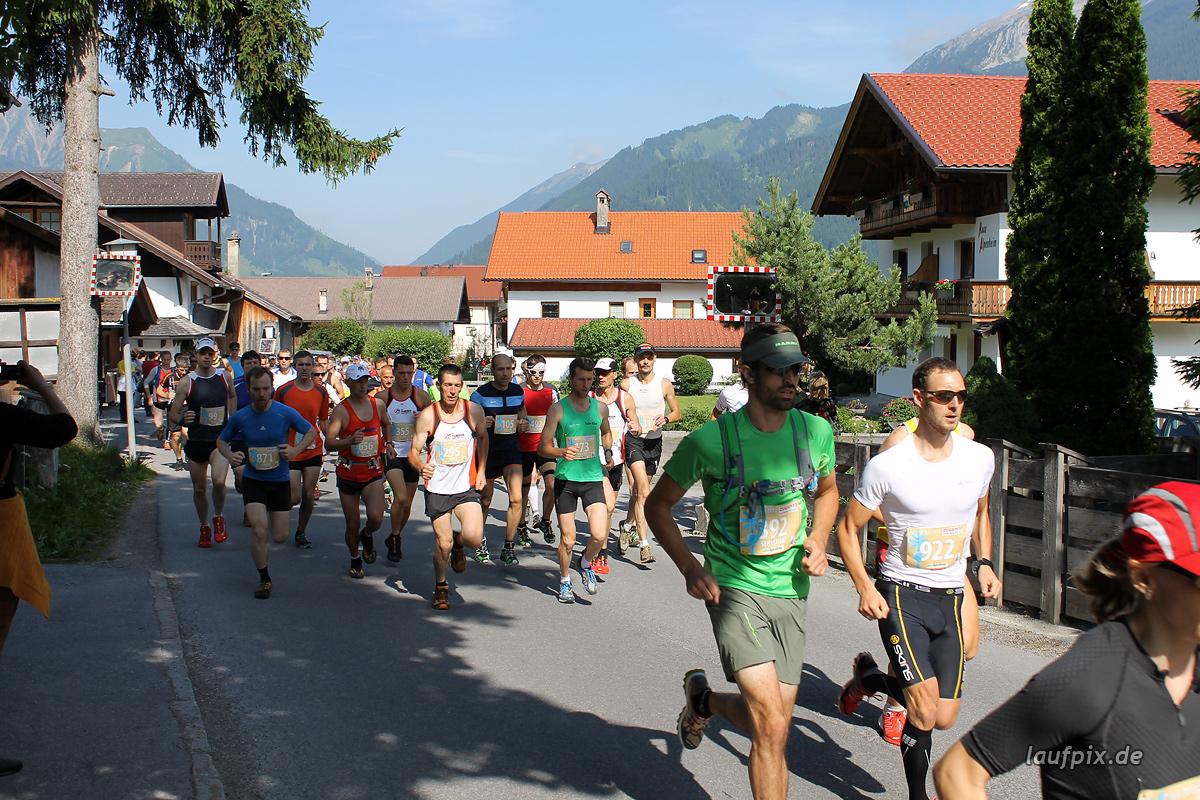 Zugspitzlauf - Start 2013 - 44