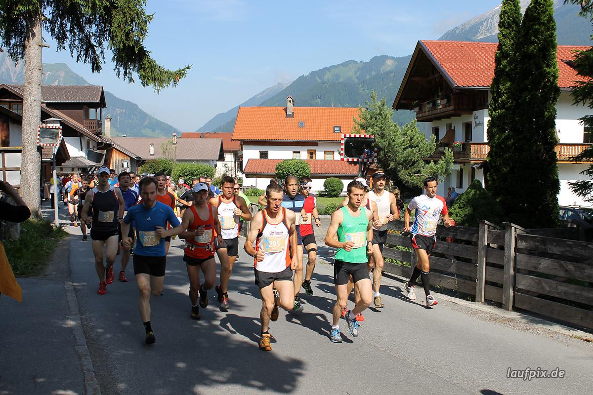 Zugspitzlauf - Start 2013 - 45