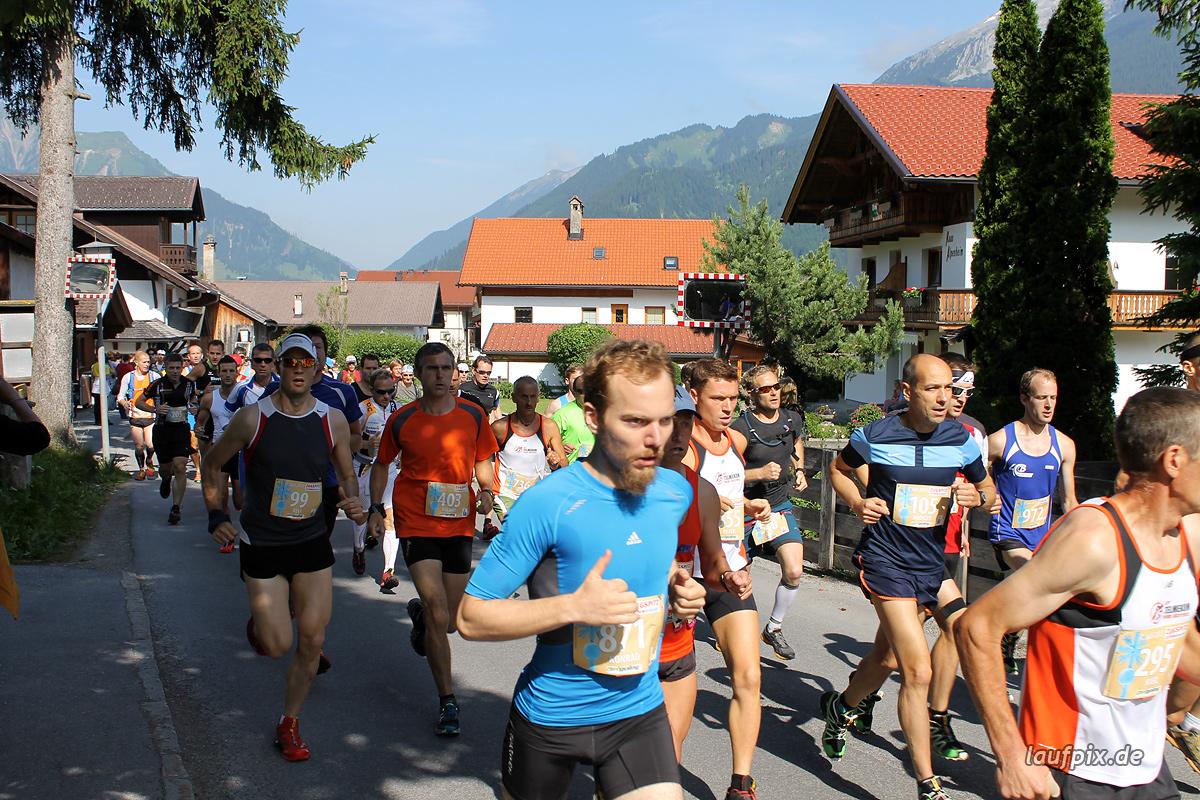 Zugspitzlauf - Start 2013 - 46