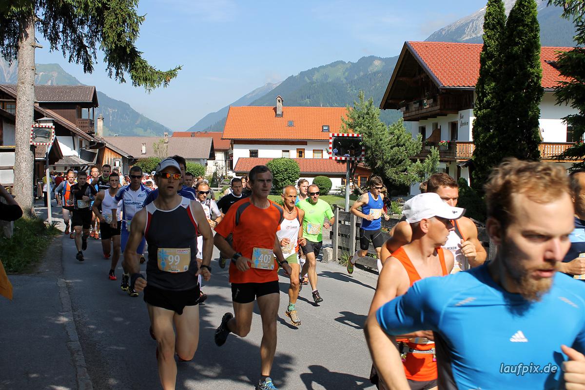 Zugspitzlauf - Start 2013 - 47