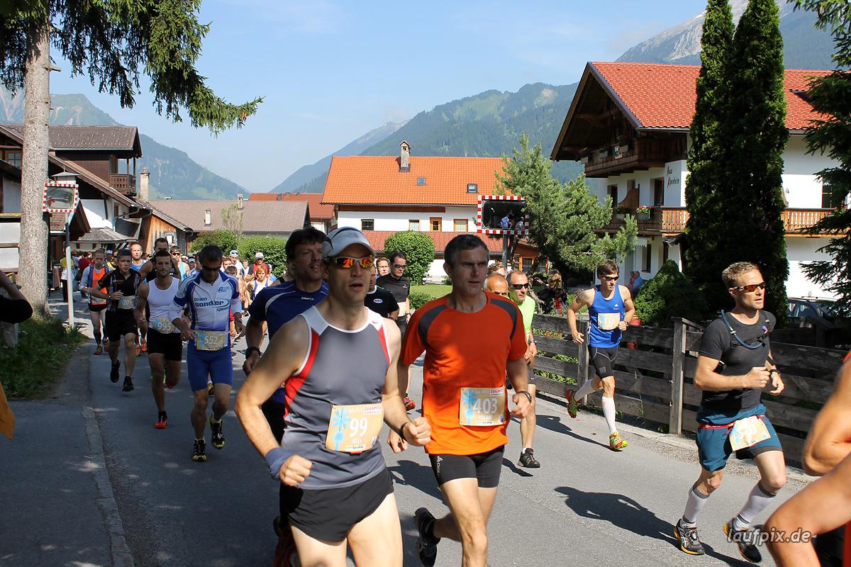 Zugspitzlauf - Start 2013 - 48