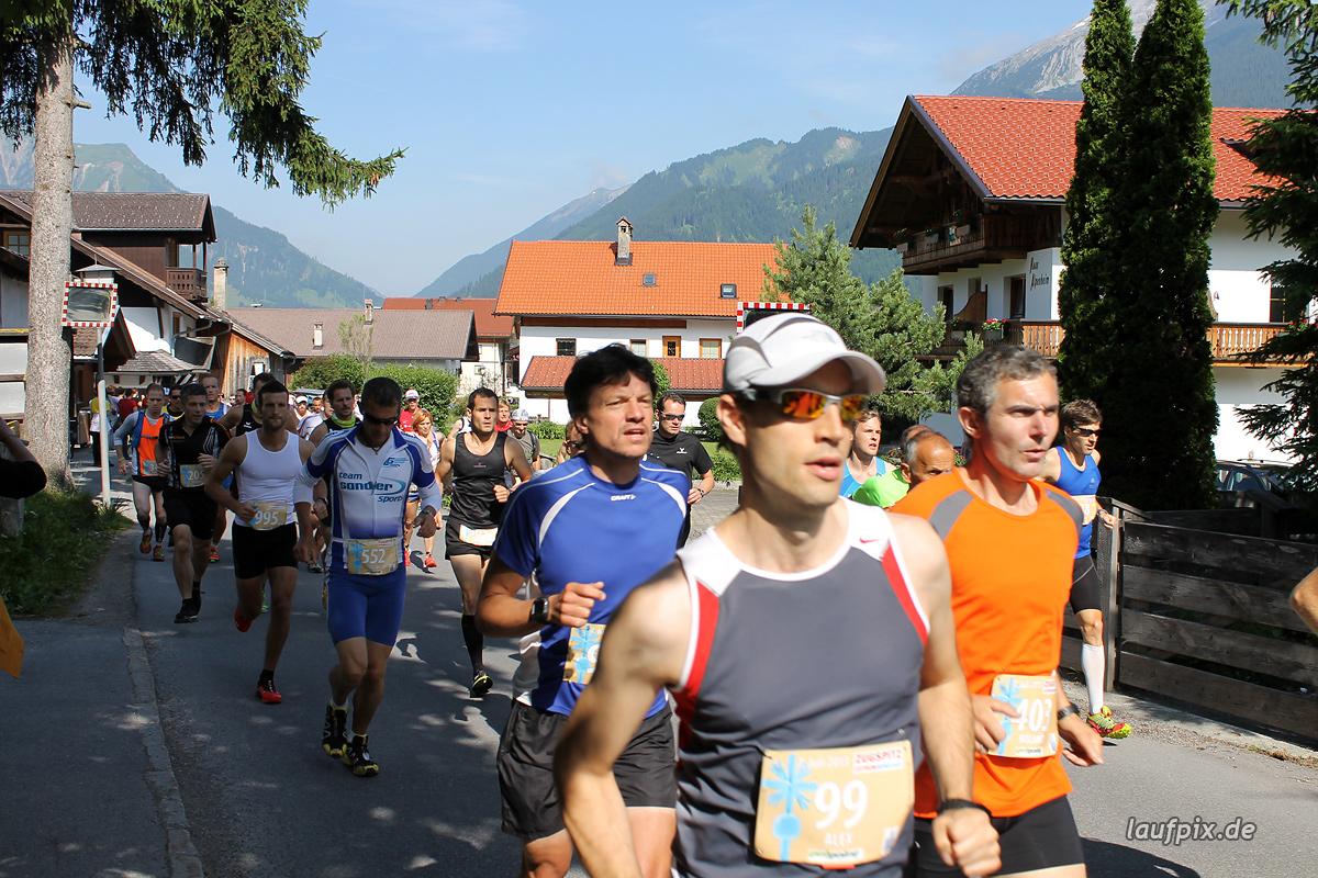 Zugspitzlauf - Start 2013 - 49