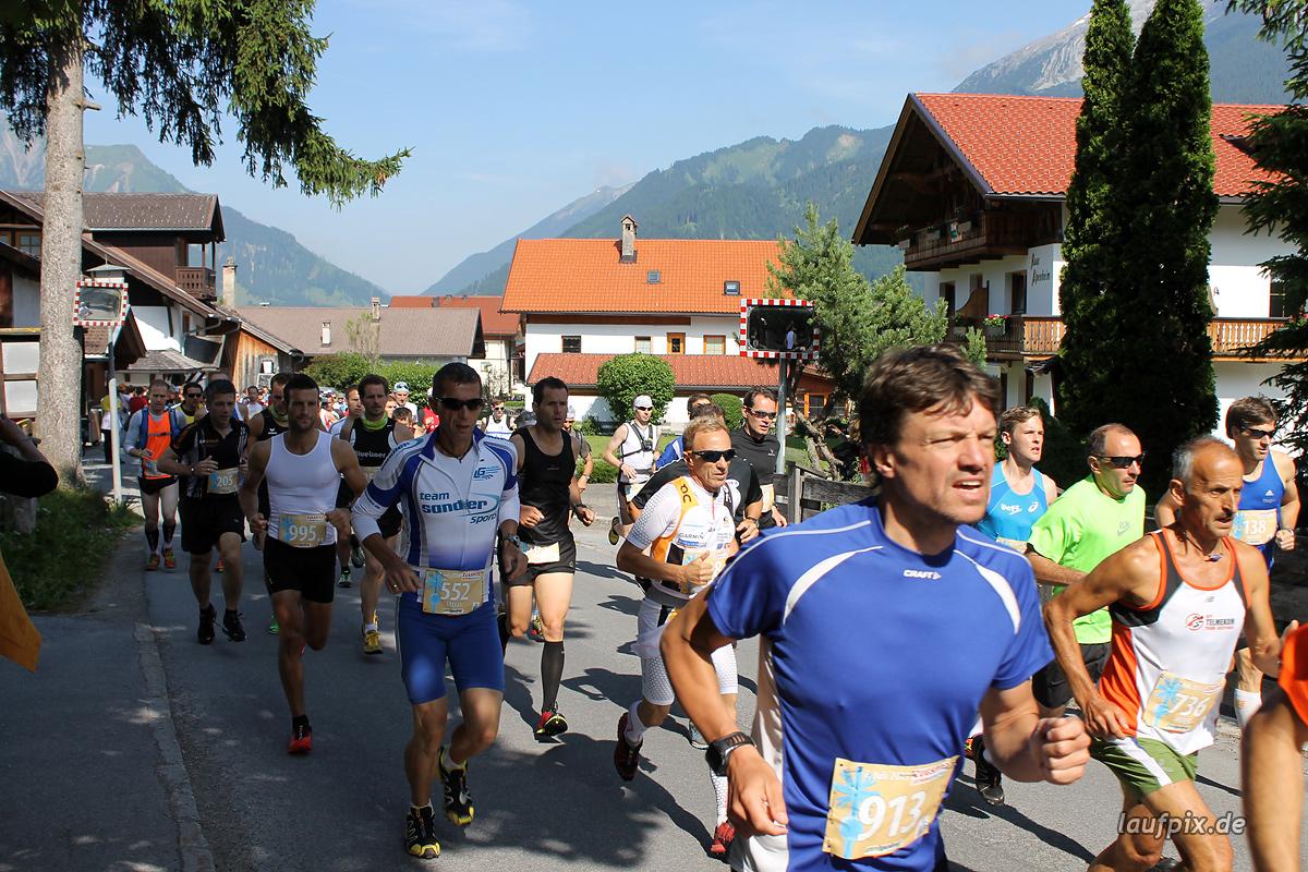 Zugspitzlauf - Start 2013 - 50