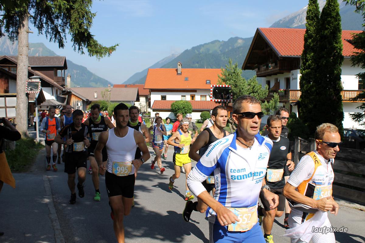 Zugspitzlauf - Start 2013 - 52