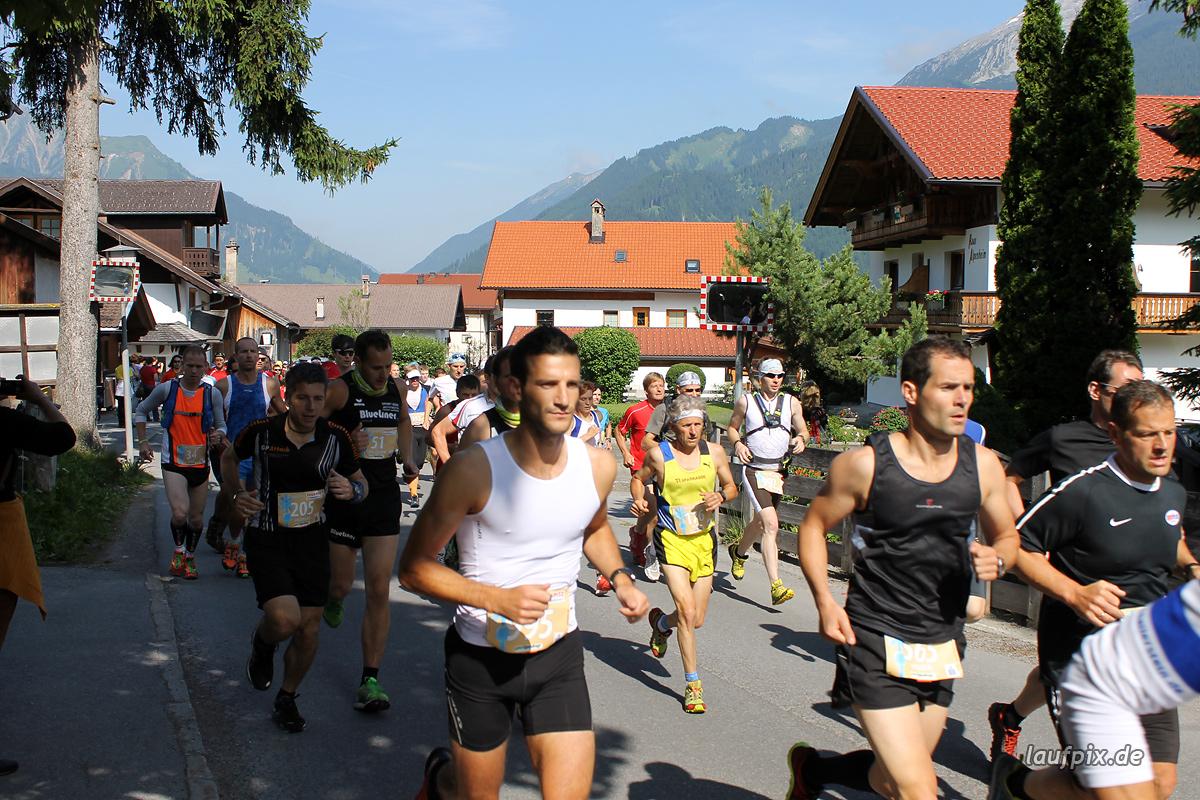 Zugspitzlauf - Start 2013 - 53