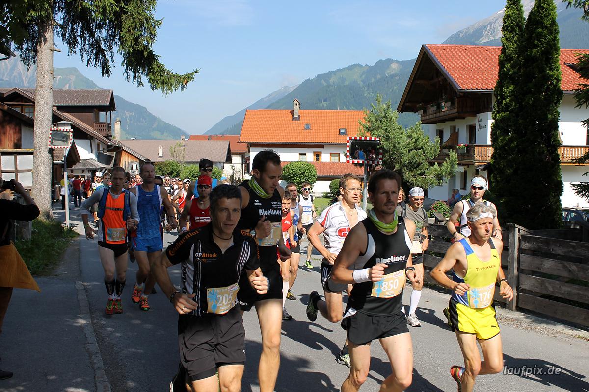 Zugspitzlauf - Start 2013 - 55