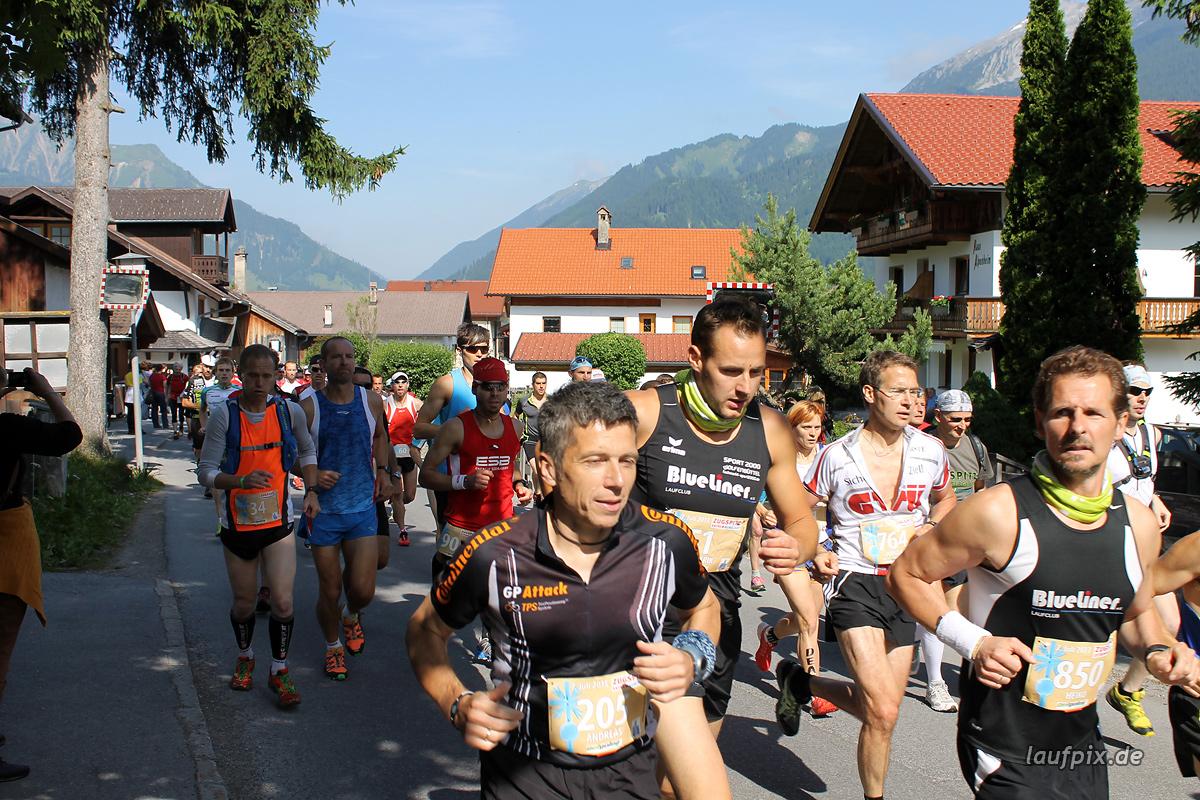 Zugspitzlauf - Start 2013 - 56