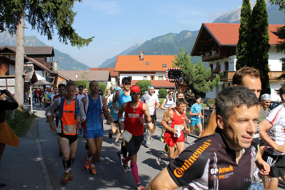 Zugspitzlauf - Start 2013 - 57