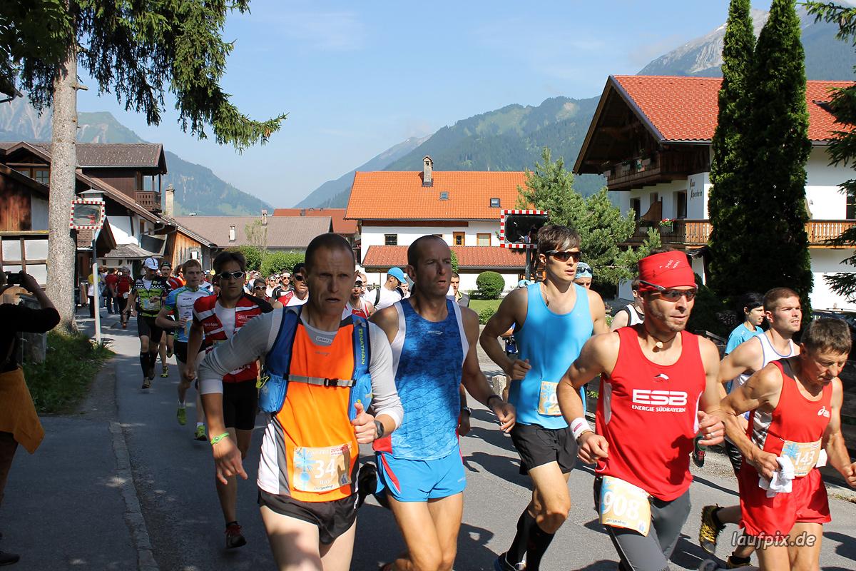 Zugspitzlauf - Start 2013 - 59